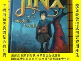 二手書博民逛書店JINX罕見der magische urwald(德文原版·精