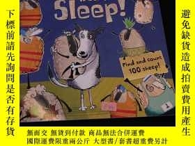 二手書博民逛書店The罕見sheep won t sleep!Y302880 Curtis jobling & Tom