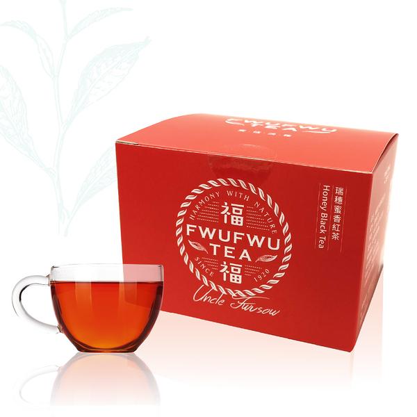福福茶-瑞穗蜜香紅茶(3gx15包/盒)
