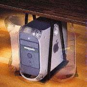 [FC-666]桌下掛吊可旋轉型電腦主機架