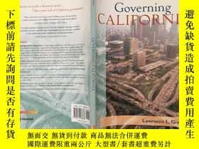二手書博民逛書店Governing罕見CALIFORNIA管理加州Y245797