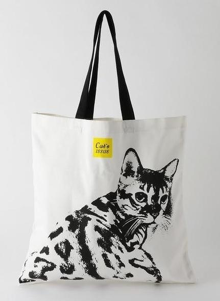 Cat's ISSUE×Paratiisi 愛貓一族必買!貓咪購物包