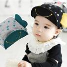 韓版寶寶滿版小象棒球帽 遮陽帽 鴨舌帽