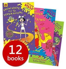 SILLY STORIES/12BK+12CD/SET(AB209A)