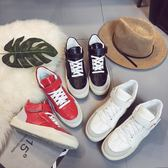 小白鞋女鞋學生百搭正韓休閒板鞋白色運動鞋平底女鞋優家小鋪