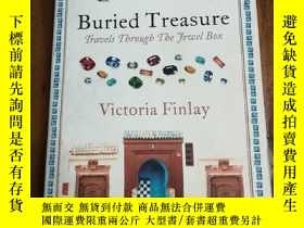 二手書博民逛書店Buried罕見Treasure: Travels Throug