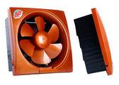 排風扇10寸排氣扇 超強力廚房油煙靜音百葉換氣扇通風扇igo  琉璃美衣