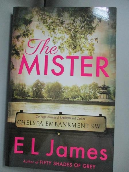 【書寶二手書T9/原文小說_IPI】The Mister_E L James
