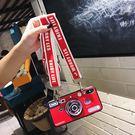 【SZ14】復古相機斜跨掛繩支架 opp...