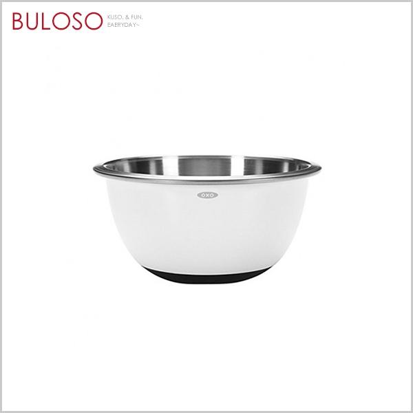 《不囉唆》OXO 不鏽鋼止滑攪拌盆1.4L(不挑色/款) 底部止滑 廚房用品 烘焙料理 【A425415】
