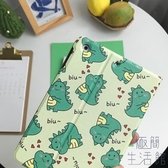 ipad air2可愛恐龍保護套mini4皮套pro10.5平板3殼5【極簡生活】