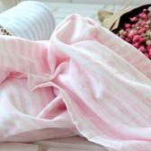 呵兒特新生兒純棉包布嬰兒抱巾裹布襁褓全棉抱毯初生抱布單2條 卡布奇诺