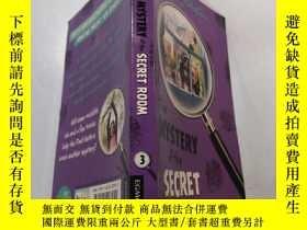 二手書博民逛書店The罕見mystery of the secret room:密室之謎Y212829