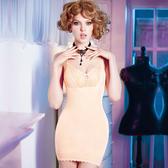 【瑪登瑪朵】2014AW 俏魔力美型衣S-XL(桃粉膚) (未滿2件恕無法出貨,退貨需整筆退)