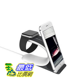 [美國直購] LOCA Mobius 2-in-1 Apple Watch Smart Watch Charging Docks,充電插座