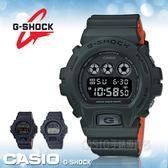 CASIO 卡西歐 手錶專賣店 國隆 G-SHOCK DW-6900LU-3潮流休閒電子男錶 樹脂錶帶 深灰色錶面  防水200米
