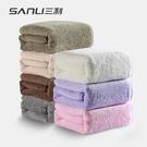 三利500g加厚浴巾純棉成人男女兒童加大加厚全棉柔軟吸水毛巾套裝