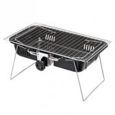 免工具可調整烤肉爐