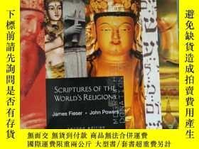 二手書博民逛書店scriptures罕見of the world's religious.Y229169 james jame