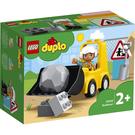 LEGO 樂高 得寶幼兒系列 推土機_LG10930