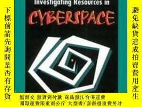二手書博民逛書店Writing罕見Research Papers: Investigating Resources In Cybe