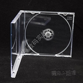 10個CD盒音樂專輯光盤盒透明盒正方形可插封面收納盒單片雙片裝 夏季狂歡