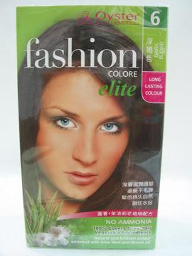 華世~歐絲特植物性染髮劑6號(深褐色)Daek Blond