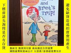 二手書博民逛書店I罕見Love Reading Phonics Level 1: Gran And Bret s Trip!Y