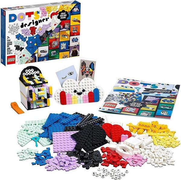 LEGO 樂高 DOTS系列 創意設計盒 41938