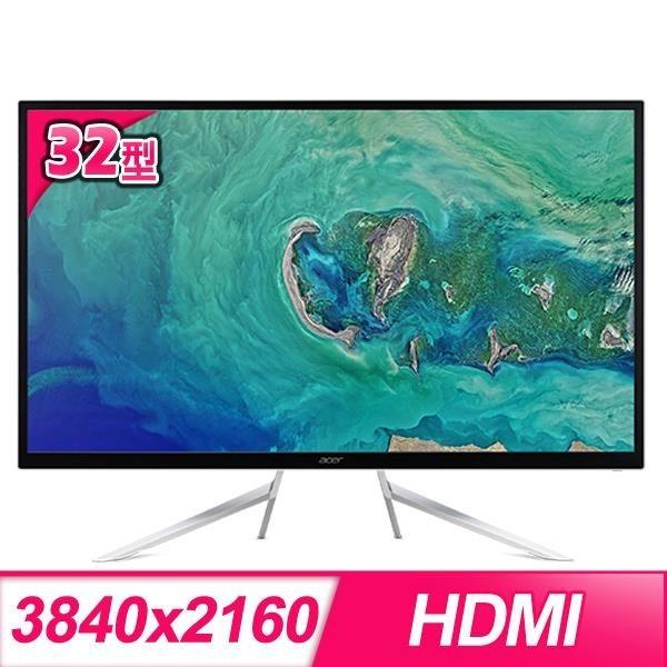 【南紡購物中心】Acer 宏碁 ET322QK C 32型 4K HDR顯示器螢幕