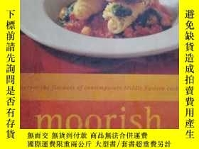 二手書博民逛書店Moorish:罕見Capture the Flavours o