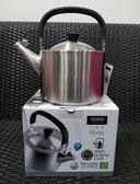 仙德曼 304不鏽鋼茶壺 2.5L 一體成形 極厚 笛音壺 手工壺 不銹鋼 開水壺 SS255