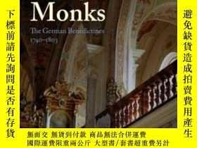 二手書博民逛書店Enlightened罕見Monks: The German B