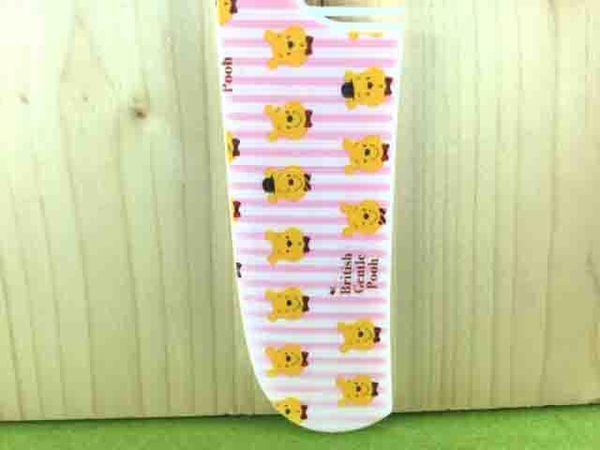 【震撼精品百貨】Winnie the Pooh 小熊維尼~梳子-粉