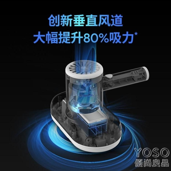 除螨儀 220V 除螨儀家用床上小型紫外線殺菌機大吸力吸塵器除螨蟲神器 快速出貨YJT