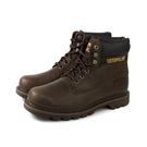 CAT COLORADO 短靴 鋼頭鞋 真皮 咖啡色 男鞋 CA710652 no045