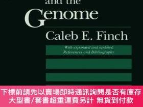 二手書博民逛書店Longevity,罕見Senescence And The GenomeY255174 Finch, Cal