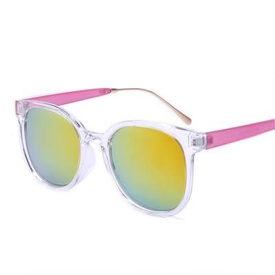 太陽眼鏡-偏光時尚透明糖果色系男墨鏡4色73en3[巴黎精品]