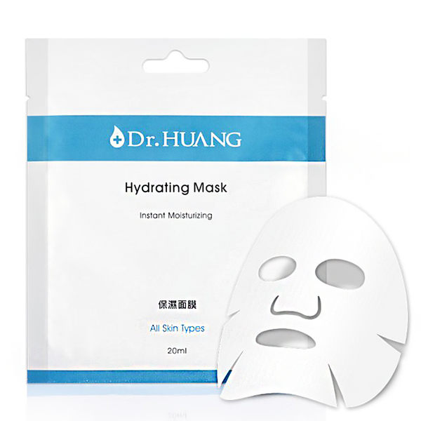 【Dr.HUANG黃禎憲】保濕面膜 20ml(10pcs)