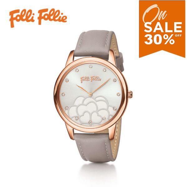Santorini Flower Half腕錶