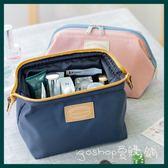 ❖i go shop❖ 旅行大開口化妝包 收納包 盥洗包 便攜 小物收納袋【B00046】
