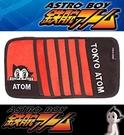 車之嚴選 cars_go 汽車用品【TA-05303】原子小金剛 東京珍藏版 遮陽版套夾 置物袋