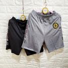 棒棒糖童裝(A53075)夏男大童鬆緊腰徽章款短褲 120-170