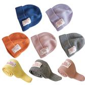 兒童寶寶針織帽 秋冬保暖男女寶寶新生兒保暖 針織冬季套頭帽 baby 88238