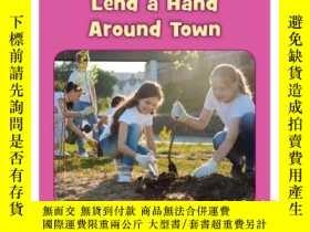 二手書博民逛書店Lend罕見a Hand Around TownY346464