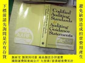二手書博民逛書店Codified罕見Auditing Standards Aud