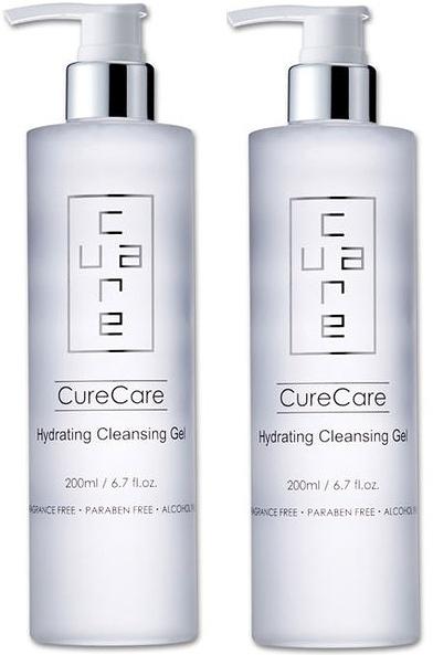 4月特價 買 1 送 1 CureCare 安炫曜 潤澤保濕潔顏凝露 200ml 元氣健康館