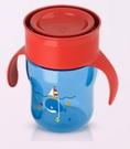 PHILIPS AVENT 新安怡 自然喝水防漏水杯 260ml 藍/粉 E65A078200 (圖案隨機出貨)