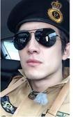 太陽的後裔(B137) 宋仲基同款經典雷朋RAYBAN墨鏡 蛤蟆鏡 反光彩膜太陽眼鏡 金屬炫彩墨鏡 開車