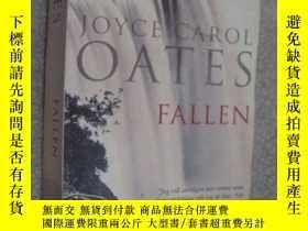 二手書博民逛書店Fallen罕見瑞典語原版Y85718 Joyce Carol